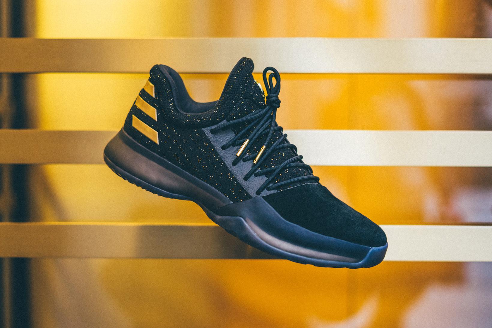 buy popular 5956c d0d63 1 hoop jordan  adidas reveals harden vol 1 imma be a