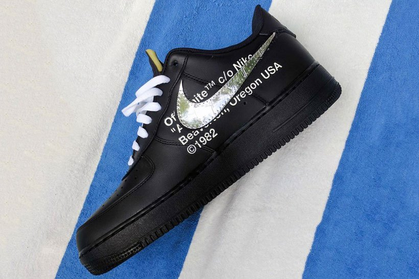 Design Moment: Nike Air Force 1, c 1982