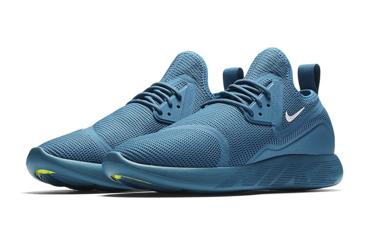 Nike LunarCharge Triple Blue The Cut REDDS