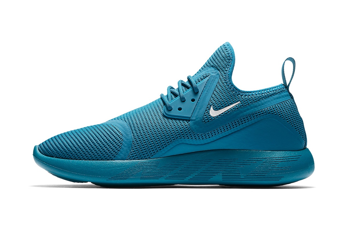 Nike LunarCharge Triple Blue The Cut REDDS 1