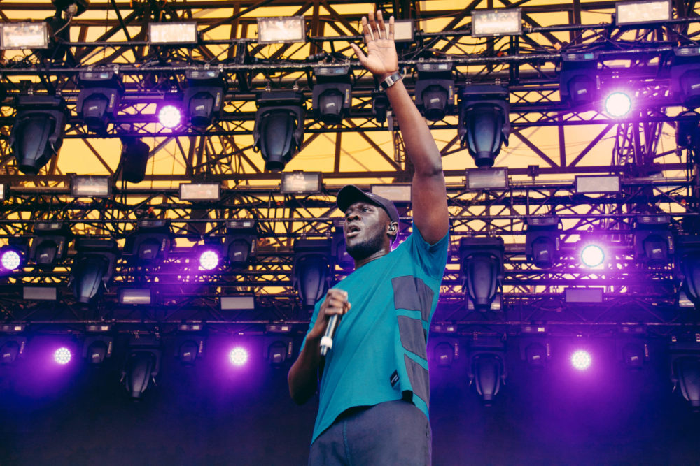 THE CUT - REDDS - FIELD DAY 2018 - STORMZY