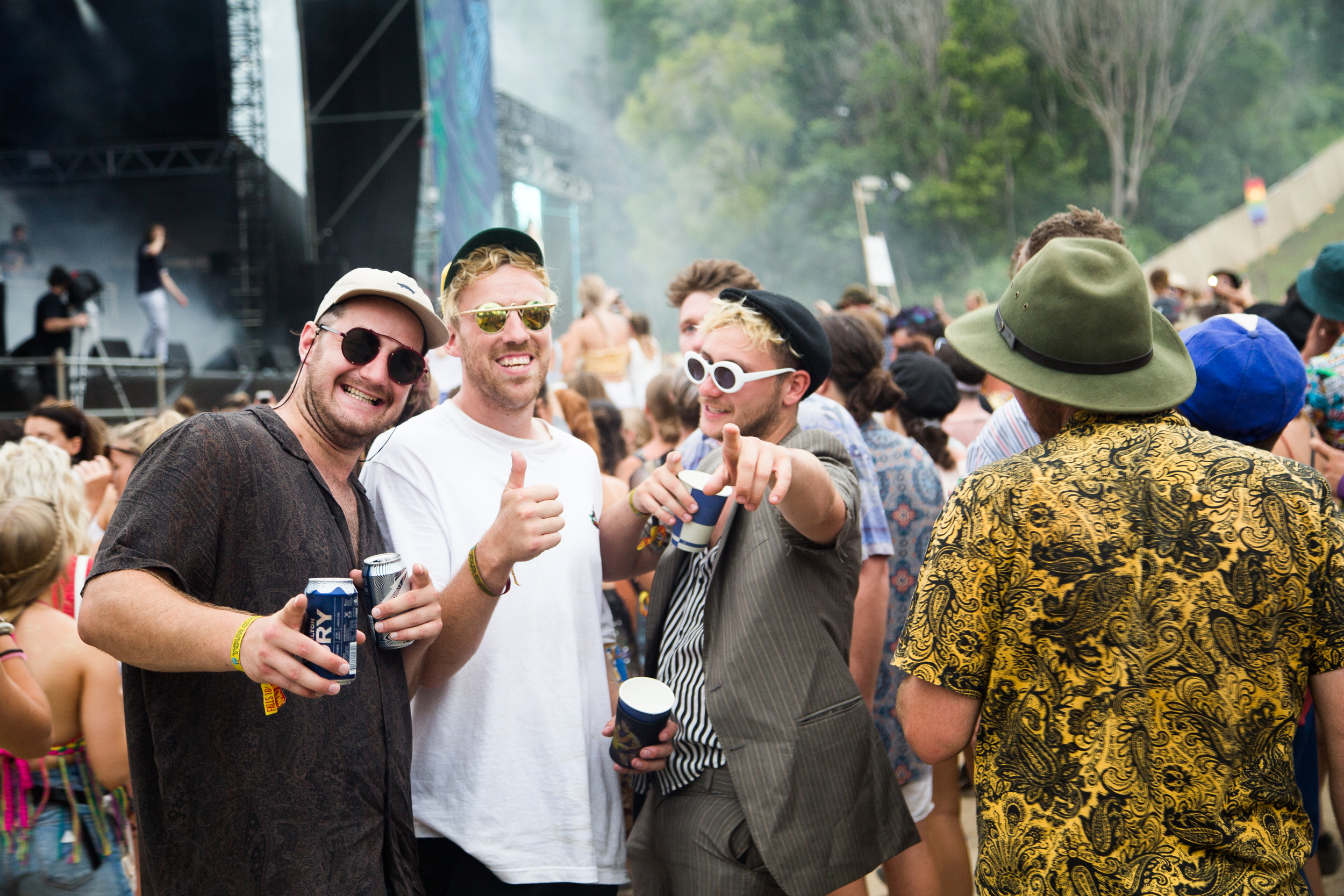 The Cut | REDDS | Falls Festival | The Lads