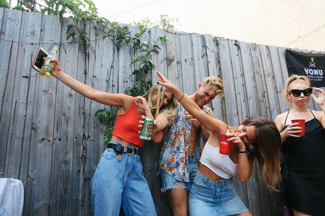 The Cut | REDDS | Audiopaxx Hottest 100 Party | Custom Cups