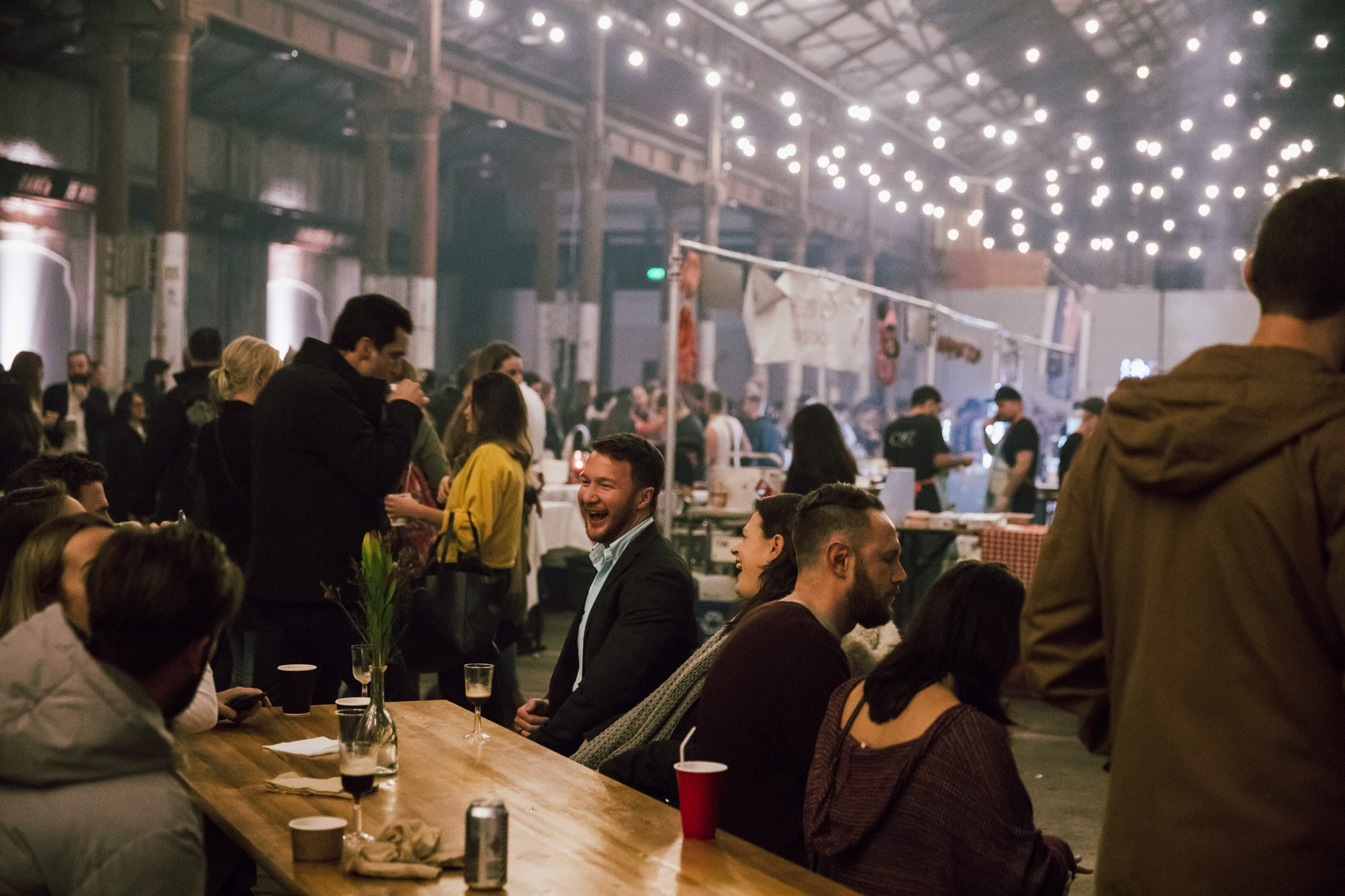 The Cut | REDDS | Carriageworks Night Markets