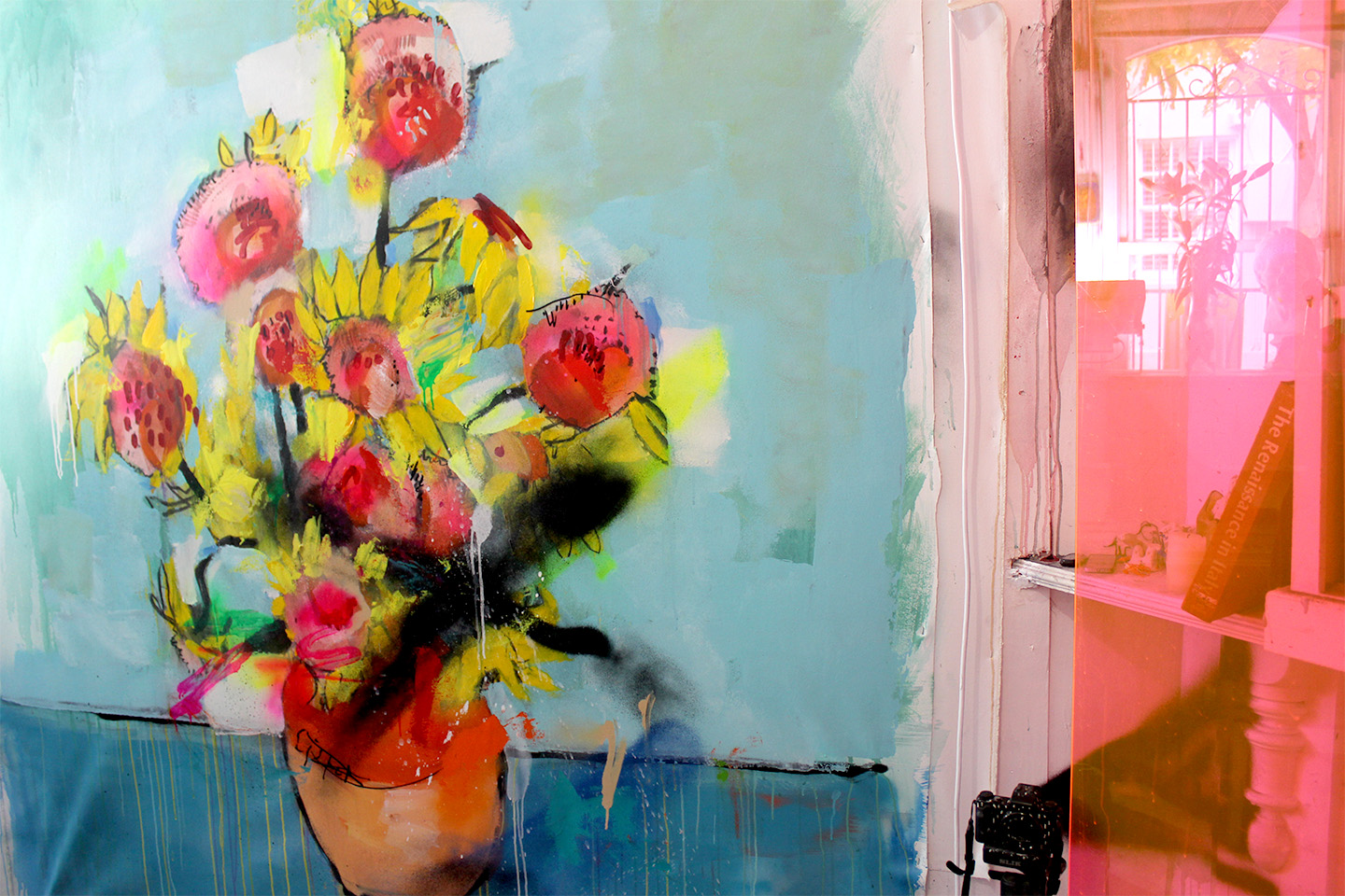 The Cut | REDDS | Lister Gallery Flowers
