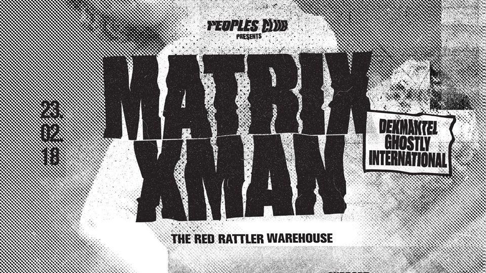 The Cut   REDDS   Matrix Xman