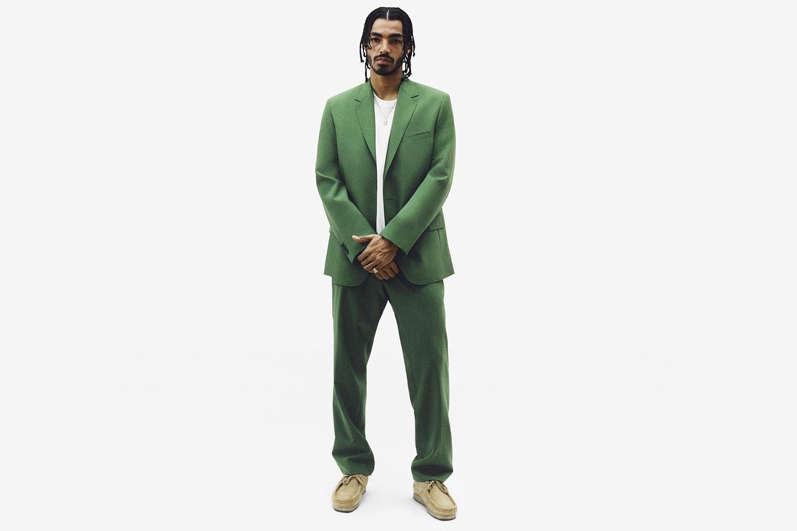 The Cut | REDDS | Surpreme SS18 Green Suit