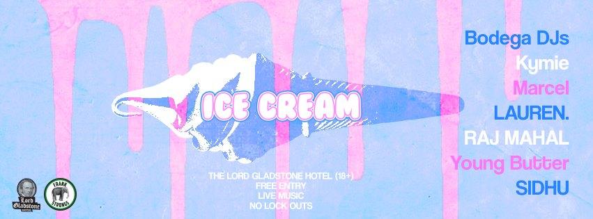 The Cut | REDDS | The Ice cream