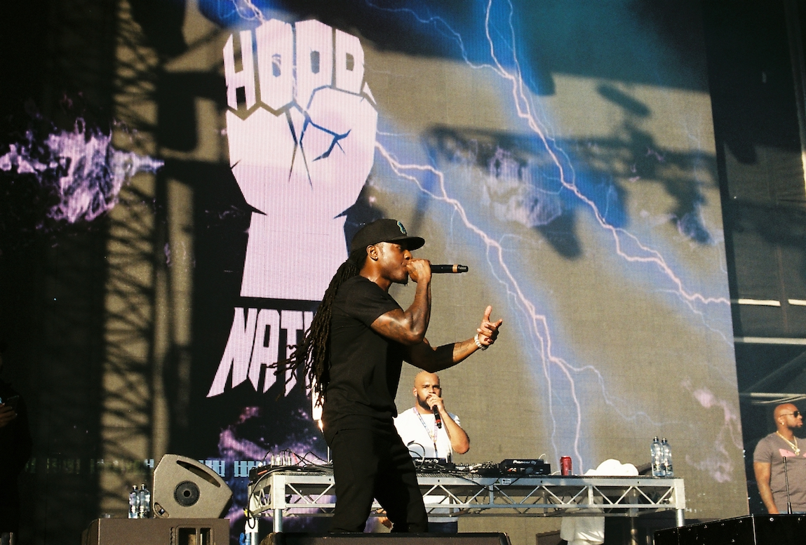 The Cut | REDDS FX | Jumanji Festival Photo Gallery 1 | Ace Hood