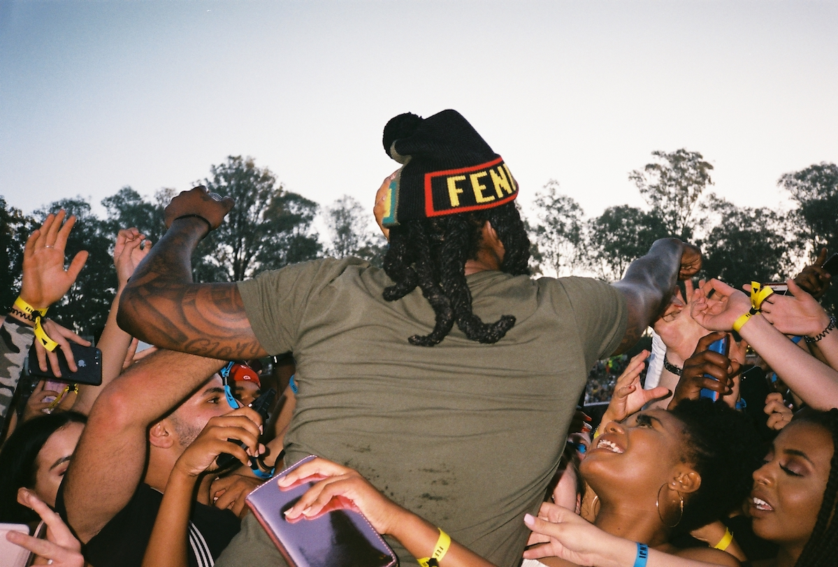The Cut | REDDS FX | Jumanji Festival Photo Gallery 1 | Wale