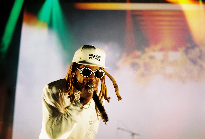 The Cut | REDDS FX | Jumanji Festival Photo Gallery 1 | Lil Wayne