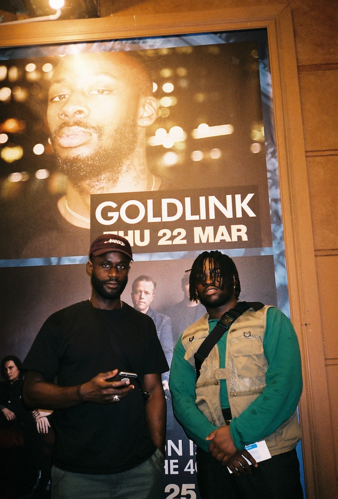 The Cut | REDDS | Goldlink REDDS FX Be In The Cut Photo Gallery