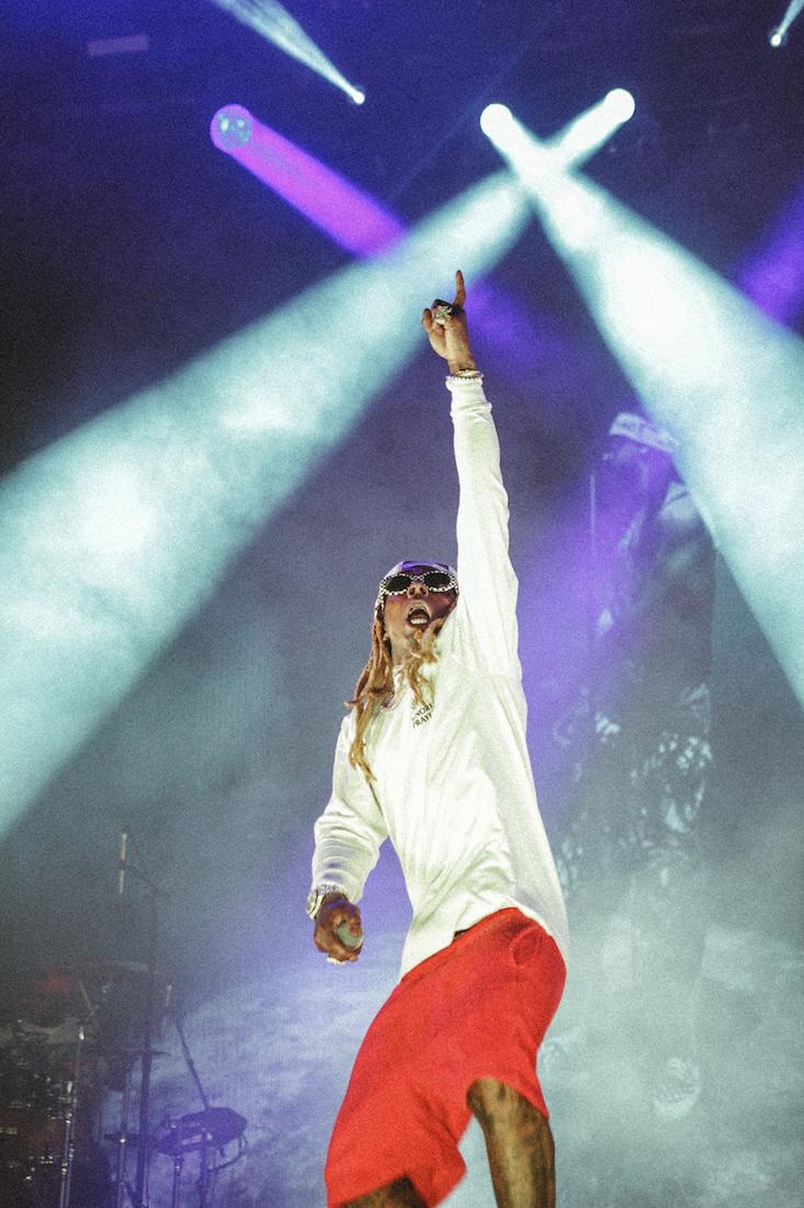 The Cut | REDDS FX | Jumanji Festival Photo Gallery 2 | Lil Wayne