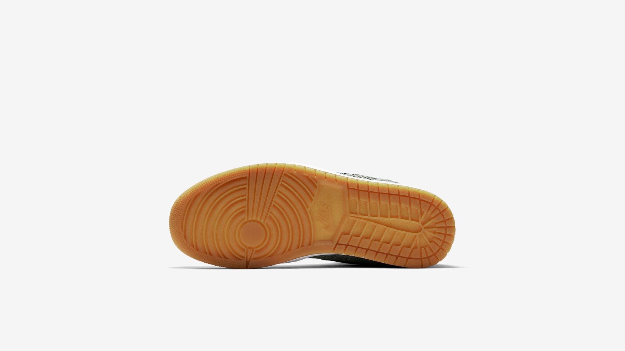 The Cut | REDDS | Nike AJ1 Flyknit
