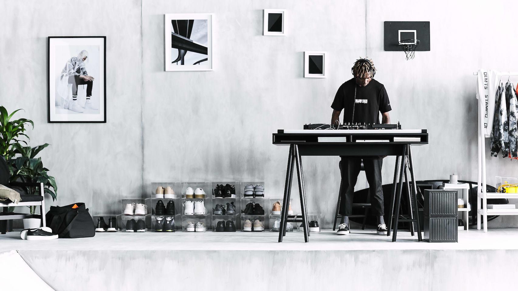 The Cut | REDDS | IKEA x STAMPD