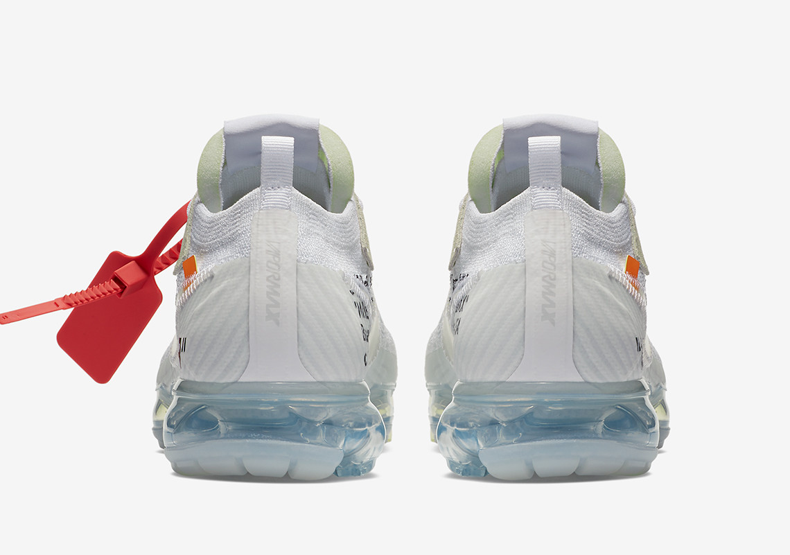 "The Cut | REDDS | Enter The Raffle for the OFF WHITE x Nike Air VaporMax ""White"""
