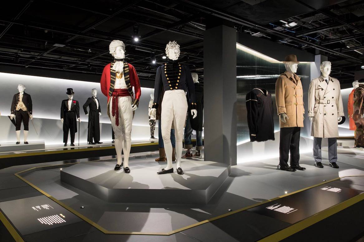 REDDS | THE CUT | Powerhouse Museum Men's Fashion Exhibition