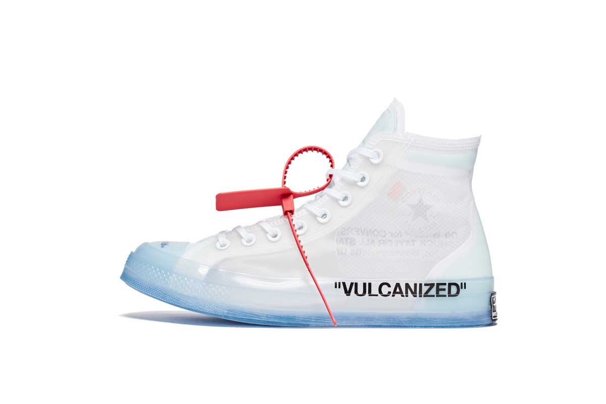 The Cut | REDDS | Off-White x Converse