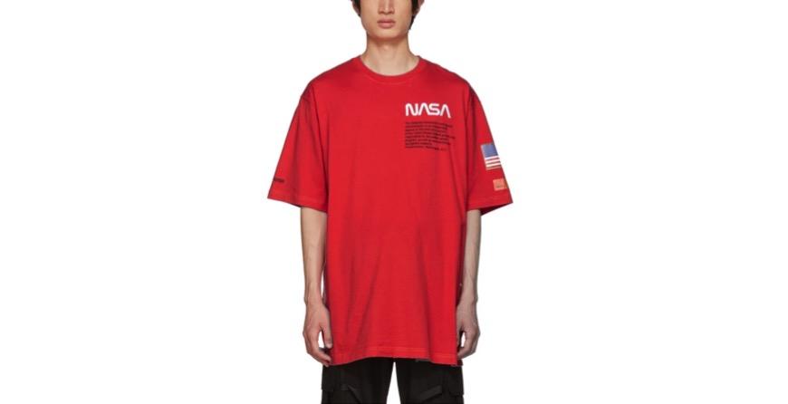 Red NASA Edition T-Shirt