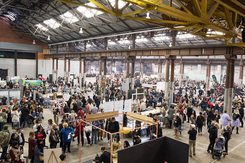 THE CUT | SYDNEY TEA FESTIVAL CARRIAGEWORKS 2018