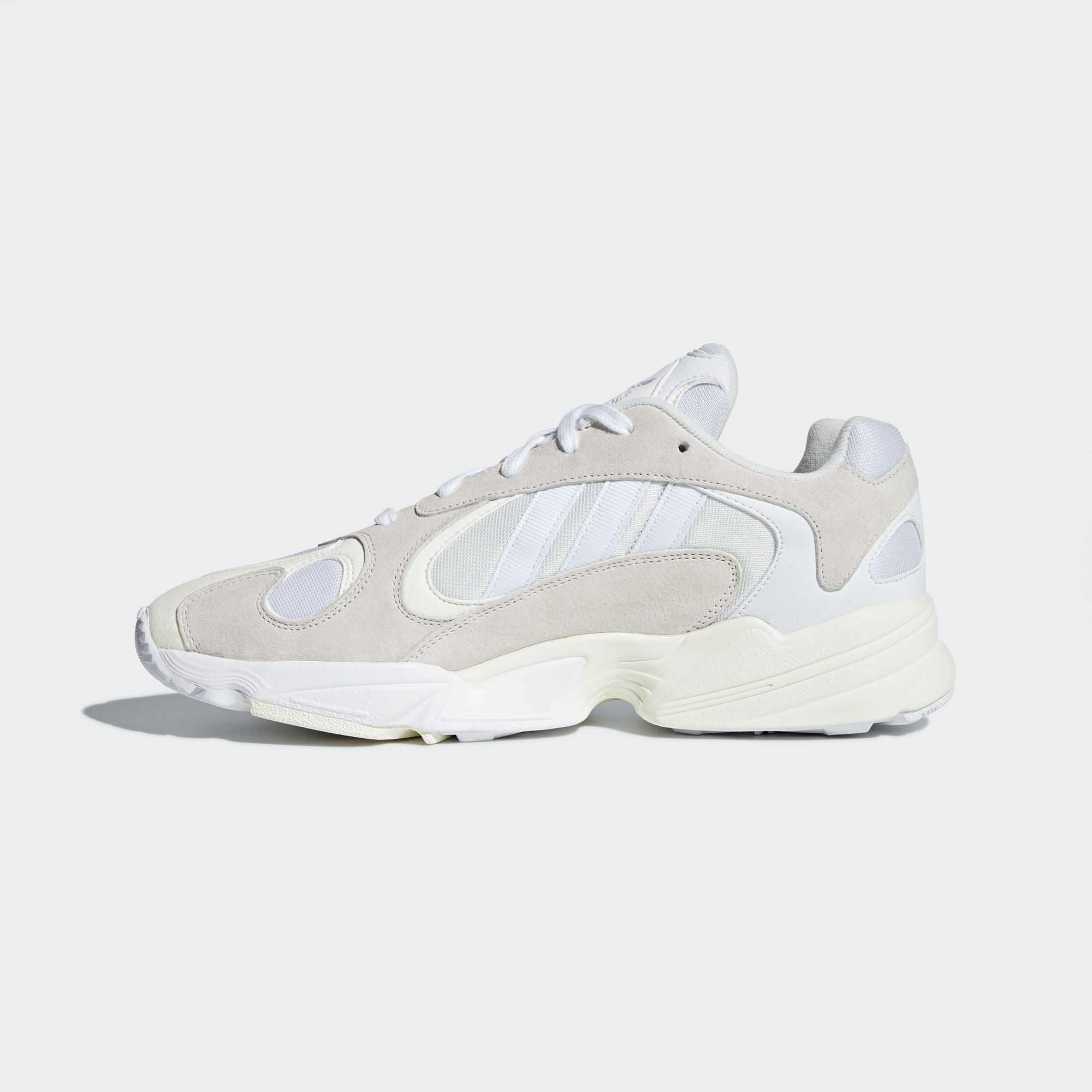 THE CUT | ADIDAS YUNG 1 CLOUD WHITE