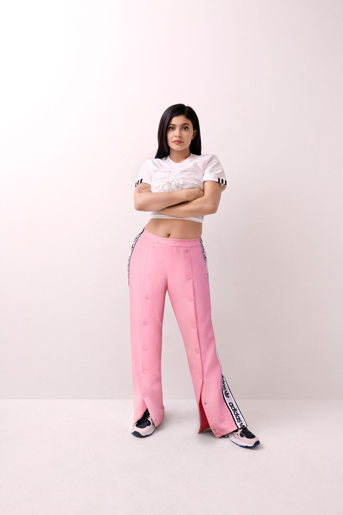 THE CUT | KYLIE JENNER ADIDAS FALCON AMBASSADOR
