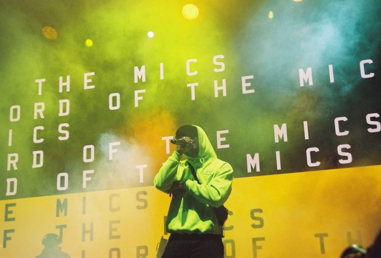 THE CUT | LISTEN OUT FESTIVAL SYDNEY 2018 | SHOT BY REDDS FX | SKEPTA