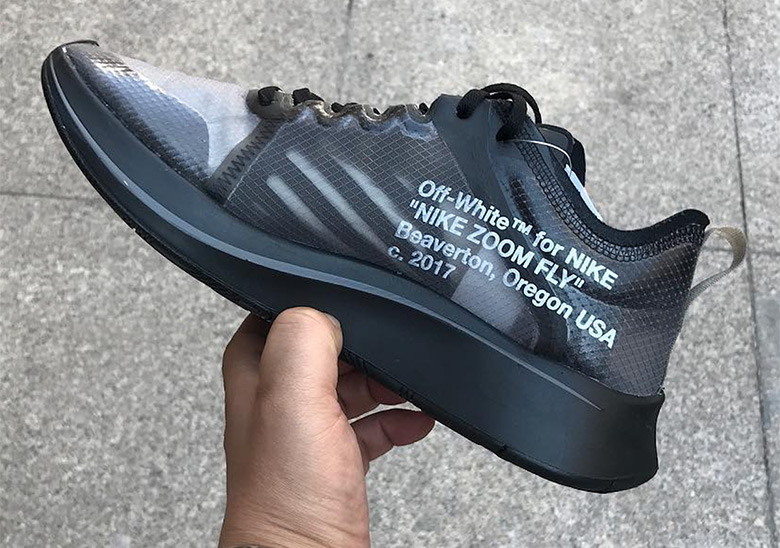 THE CUT | OFF WHITE X NIKE ZOOM FLY SP RELEASE DETAILS
