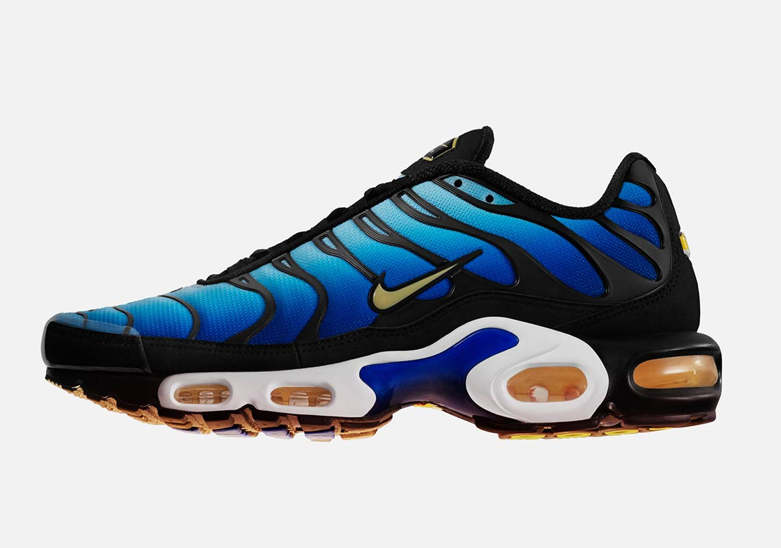 "THE CUT | ""SUNSET"" ""HYPER BLUE"" AND ""PURPLE"": THE OG AIR MAX PLUS COLOURWAYS ARE RE RELEASING SOON"