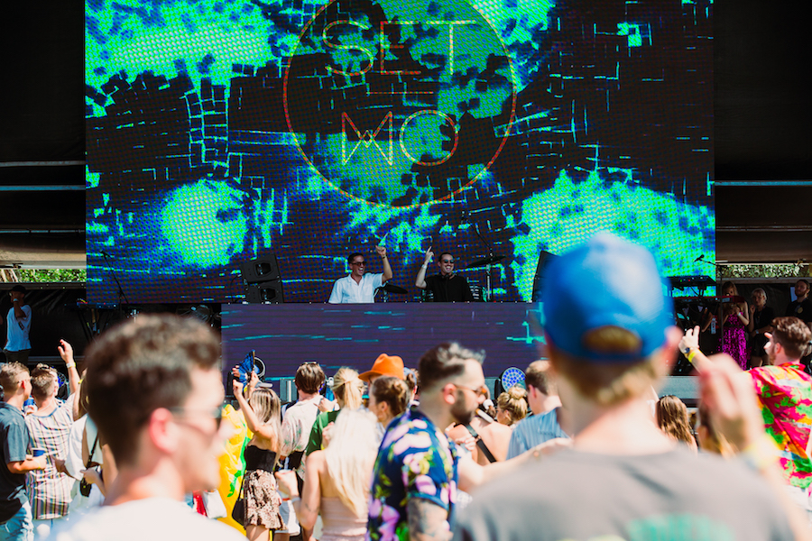 THE CUT | ELECTRIC GARDENS FESTIVAL SYDNEY (REDDS FX) - SET MO