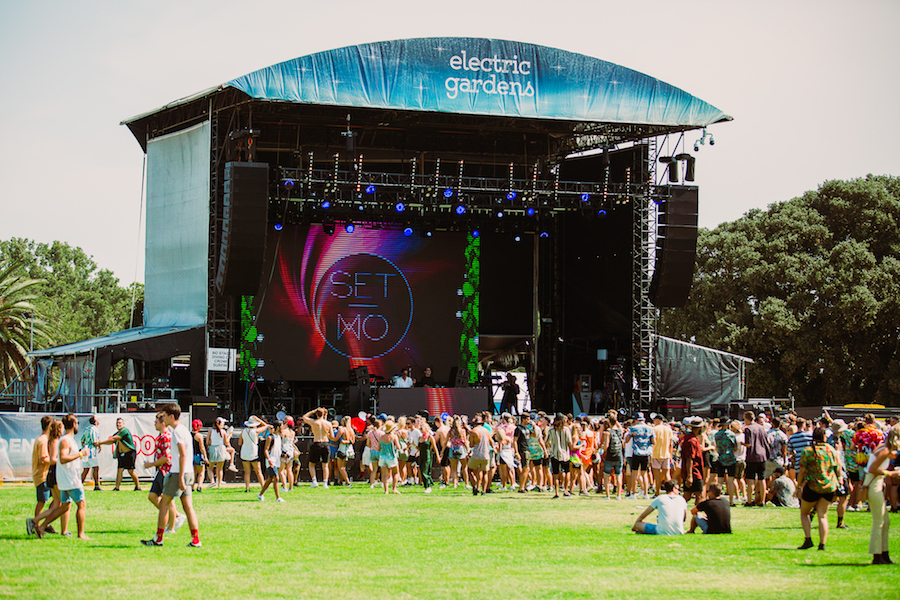 THE CUT | ELECTRIC GARDENS FESTIVAL SYDNEY (REDDS FX)