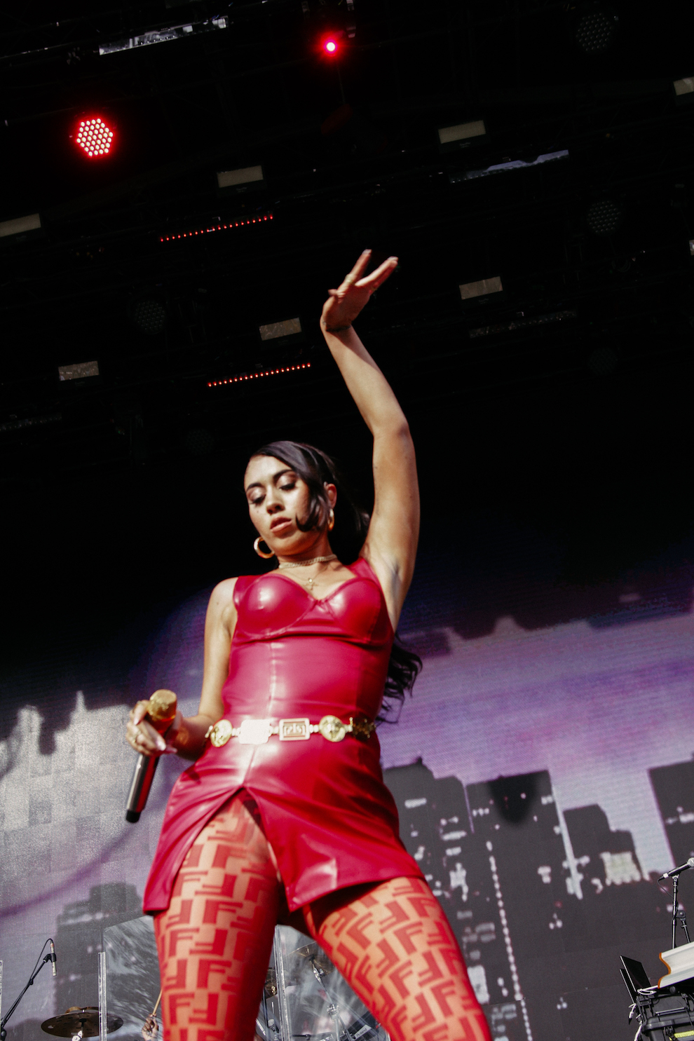 THE CUT | FOMO FESTIVAL 2019 KALI UCHIS