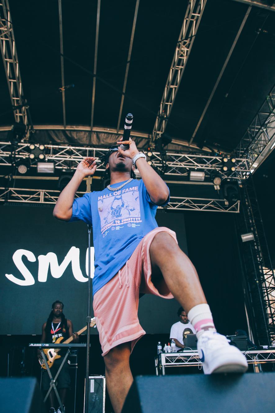 THE CUT | LANEWAY FESTIVAL 2019 SMINO