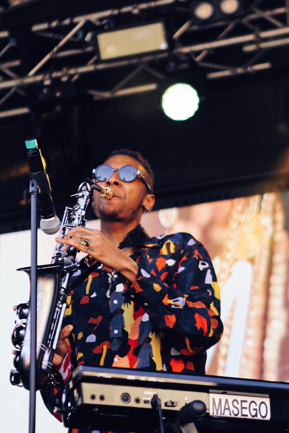 THE CUT | LANEWAY FESTIVAL 2019 MASEGO